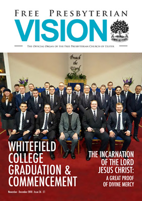 Issue 36 - FP Vision Nov 2018